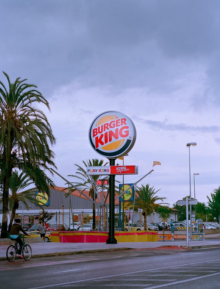 Burguer King Mallorca