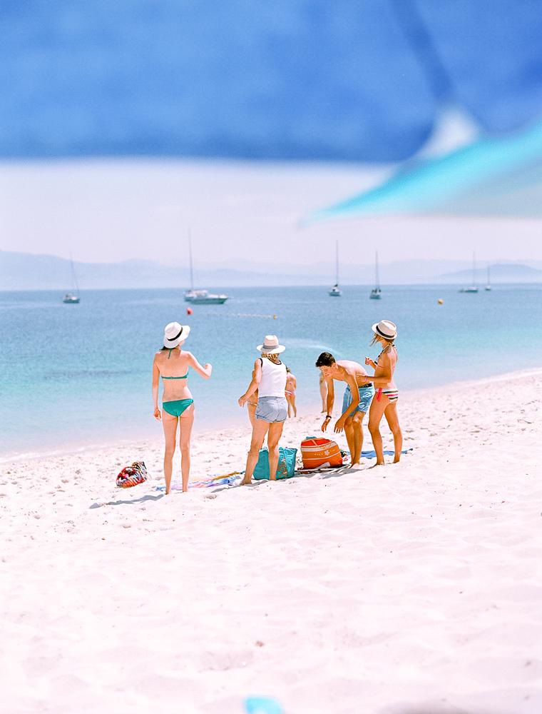 Playa de las Islas Cies