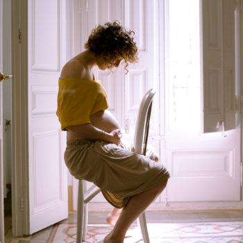 Fotógrafo de embarazadas