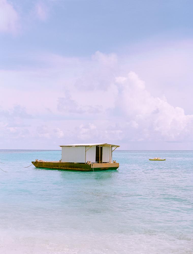 barco-en-maldivas