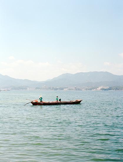 pescadores-en-miyajima