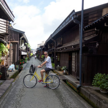 Diario de Japon. Takayama.