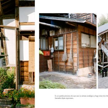 Diario de Japon. Magome