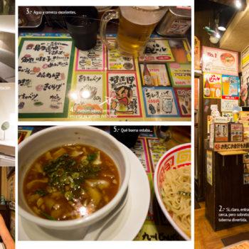Diario de Japon. Tokyo.