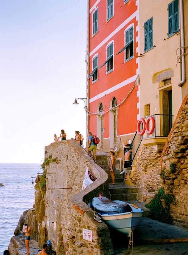 Italia: Toscana y Cinque Terre