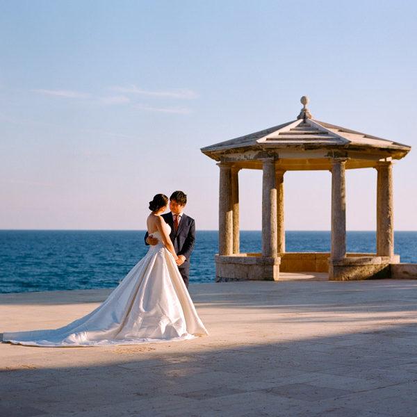 Post boda en Begur, Sa Tuna, Monells… L'Empordà