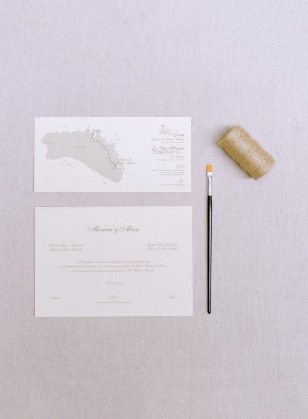Invitaciones de boda en Barcelona