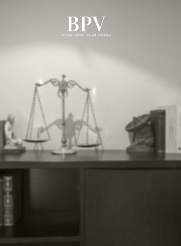 Firma de abogados en Barcelona