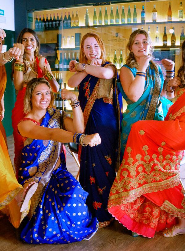 Engagement Barcelona Hindu